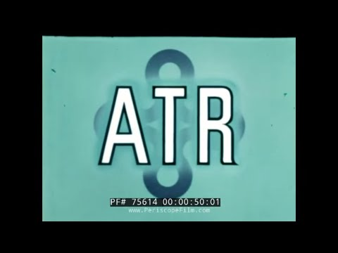 THE ADVANCE TEST REACTOR  ATR  NUCLEAR REACTOR 75614