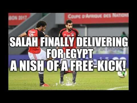 Egypt 1-0 Ghana Post Match Analysis Review - AFCON 2017 Gabon
