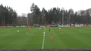 Teil 1   1  Spiel Holland gegen Deutschland 13 04 2018