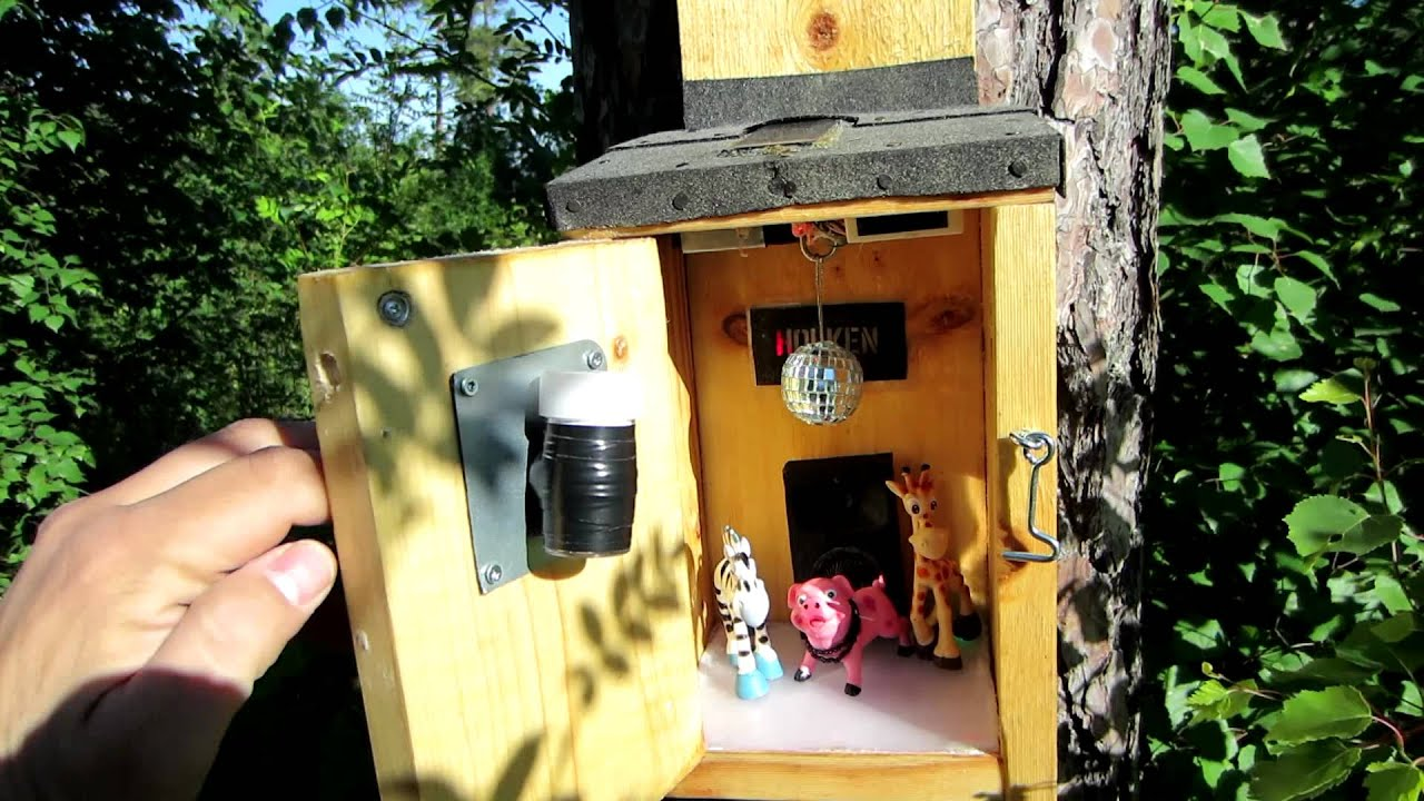 how to make a geocache