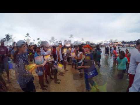 Lantern Floating Festival 2016 (Hawaii, Ala Moana Beach Park)