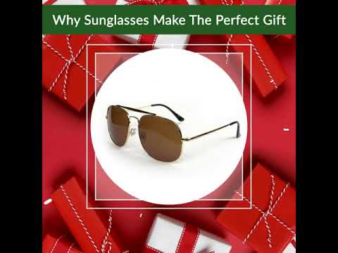 Sunglasses is the perfect gift for this holiday season