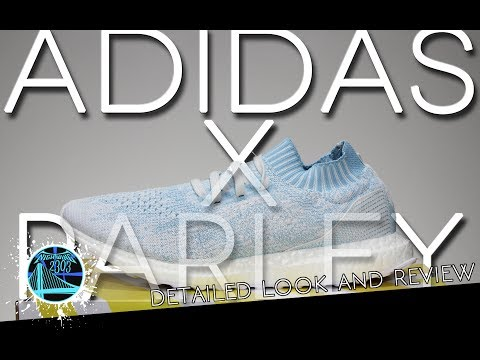 7ae940ce74a82 ADIDAS ULTRA BOOST UNCAGED PARLEY Unboxing + Review !! by Sari Qasem