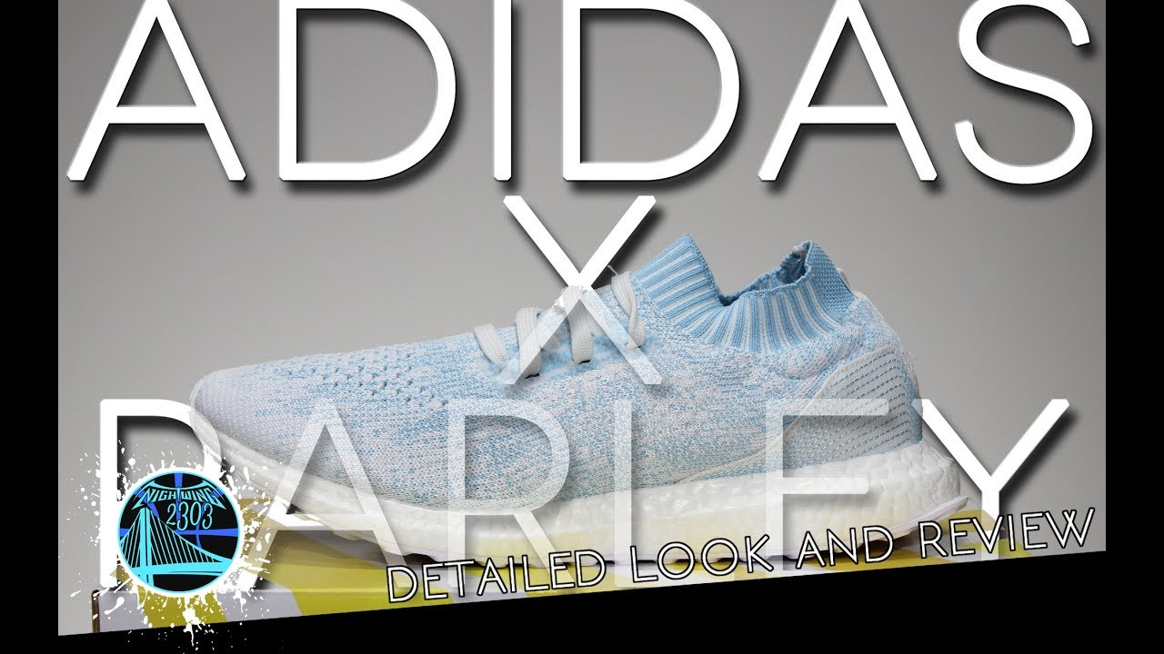 save off acd62 b9554 adidas X Parley UltraBoost Uncaged   Detailed Look and Review. WearTesters