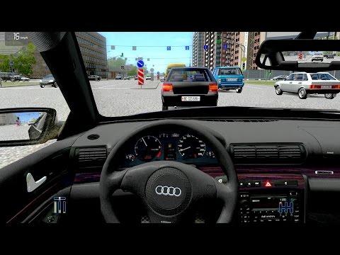 City Car Driving - Audi A4 1.9 TDI + (DOWNLOAD LINK)!