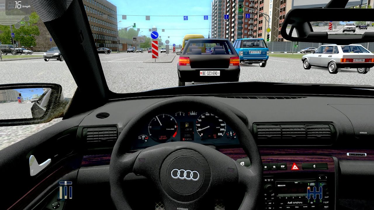 City Car Driving Audi A TDI DOWNLOAD LINK YouTube - Audi car video download