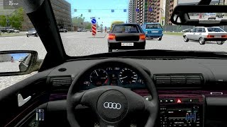 City Car Driving - Audi A4 1.9 TDI + (DOWNLOAD LINK)!