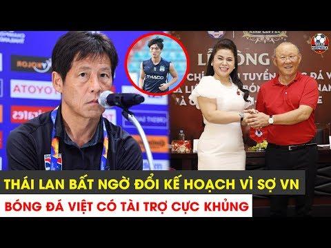 TIN VẮN BÓNG ĐÁ 28/5 | Thái Lan Thay Đổi Kế Hoạch Vì Sợ Thua VN | Bóng Đá Việt Có Nhà Tài Trợ Khủng
