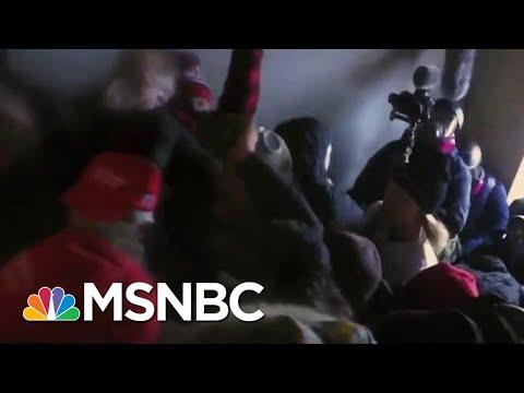 Trump: Capitol Rioters Were 'Zero Threat' To Lawmakers | Morning Joe | MSNBC