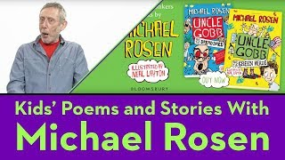 Video Michael Rosen Introducing Uncle Gobb and the Green Heads- Kids' Poems and Stories With Michael Rosen download MP3, 3GP, MP4, WEBM, AVI, FLV Agustus 2018