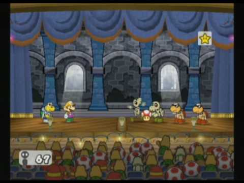 paper mario ttyd how to get cards for pianta parlour