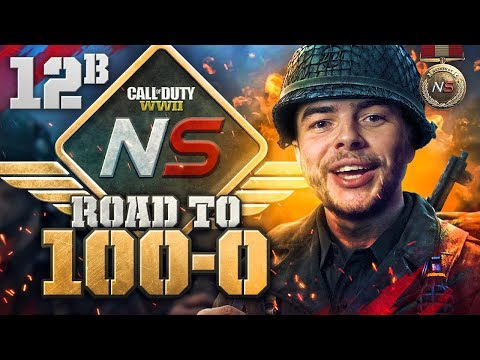 Road to 100-0! - Ep. 12B - HOW DID THIS HAPPEN? (Call of Duty:WW2 Gamebattles)