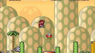 Super Mario Bros. 3x - 2 - Desert World