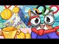 maudado gewinnt alle Olympischen Google Doodle Spiele