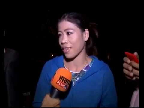 Special Talk with India's star Boxer Mary Kom