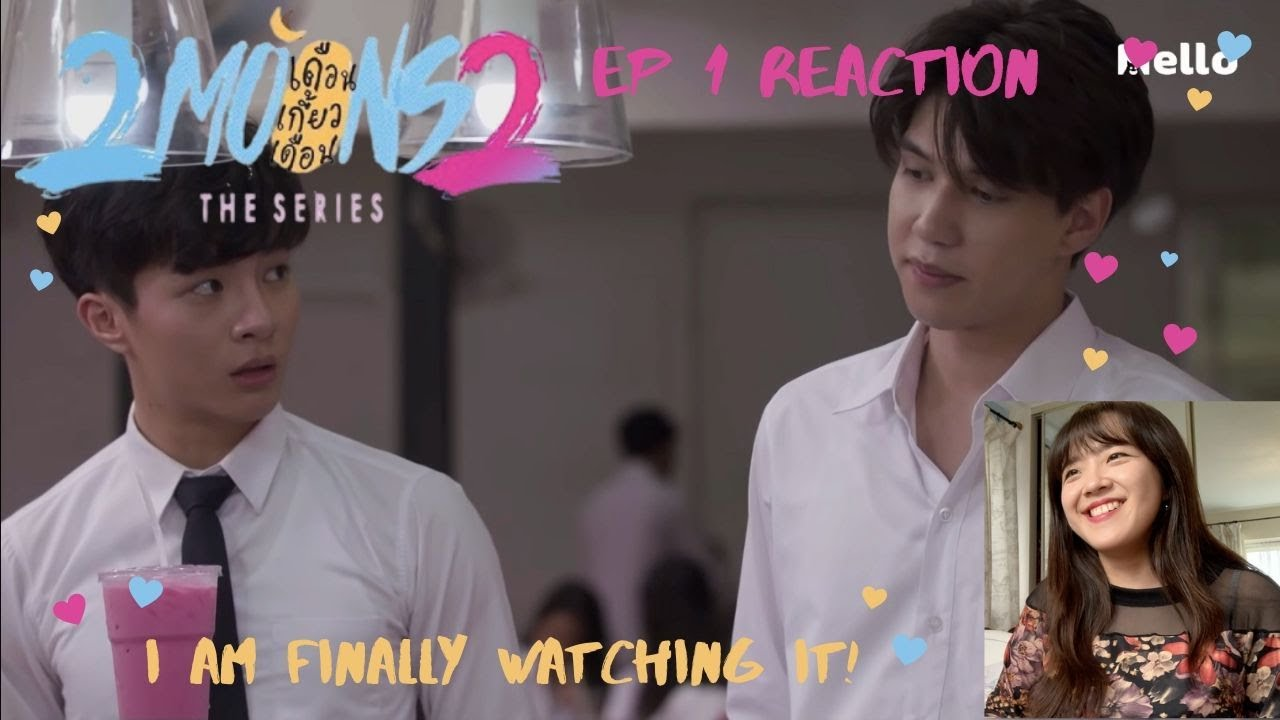 {At last!} 2Moons2 ep 1 reaction