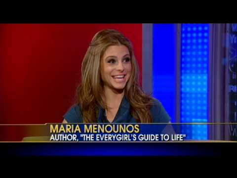 Maria Menounos on New Book, Her Interview Wish-List and How She Battled the Bulge