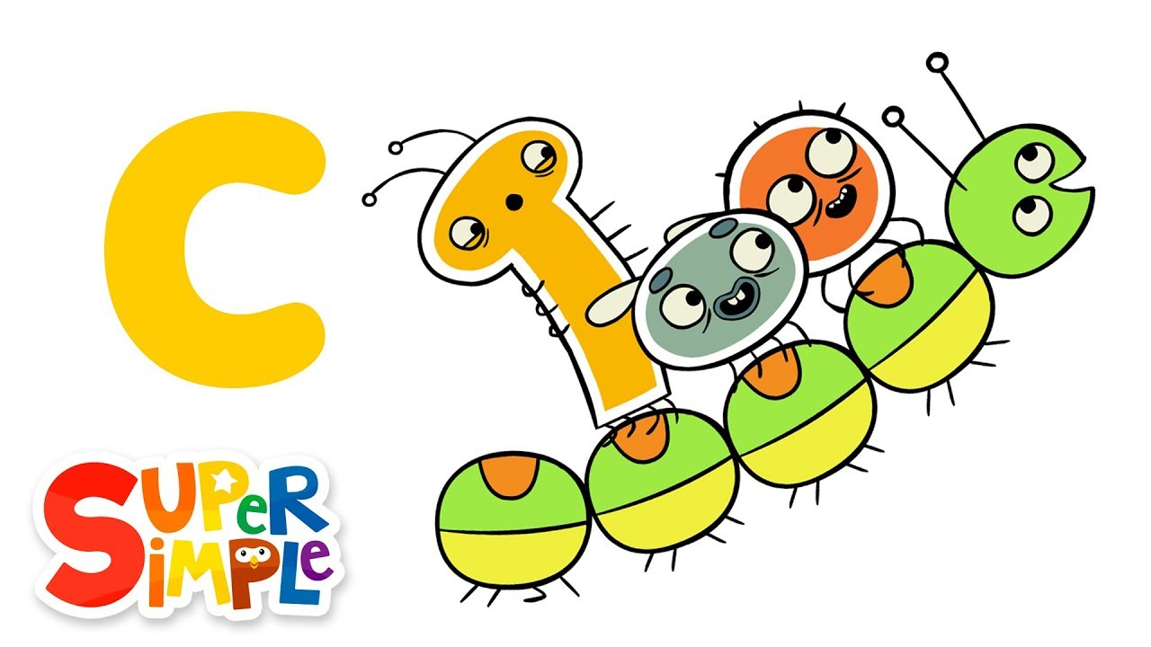 The Letter C | Learn The Alphabet | Super Simple ABCs - YouTube