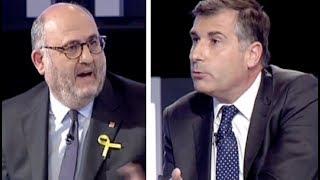 "El Català Tranquil enloquece al portavoz de Puigdemont: ""siento que me sigue un hombre en patinete"""
