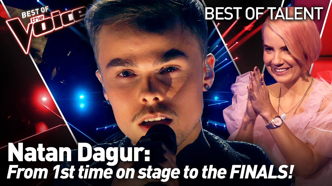 His EMOTIONAL delivery has the Coaches SPEECHLESS on The Voice