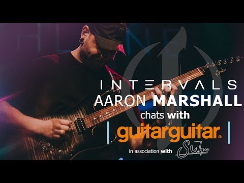 Aaron Marshall | Interview with guitarguitar