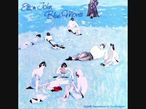 Elton John - Chameleon (Blue Moves 4/18)