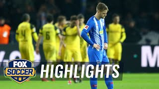 90 in 90: Hertha BSC Berlin vs. Borussia Dortmund | 2019 Bundesliga Highlights Video