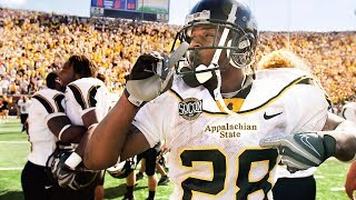 A Game to Remember: Appalachian State Upsets Michigan