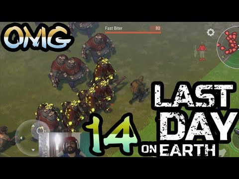 Last Day on Earth: #14 МЕГА МНОГО UPDATE-И