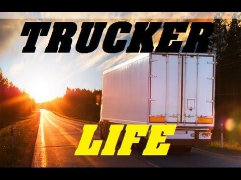 TRUCKER'S LIFE- La routine di tutti giorni ( ITA )
