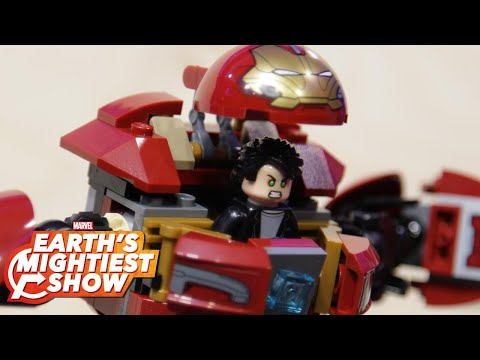LEGO Marvel Super Heroes: Avengers Hulkbuster Smash-up | Earth's Mightiest Show