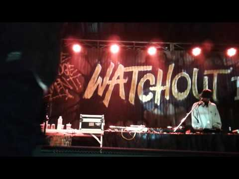 SLAM HARDER - IN THE HELL @WATCHOUT DAB#2