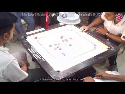 FINAL(Men Team-Singles-1) Mohd  Ghufran (Mumbai) Vs  Anil Mundhe (Pune)