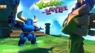 Yooka-Laylee от студии Playtonic #4...
