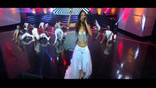 Gauteng Sport Awards 2014 - Lungi  Naidoo - Choreographed by Paul Modjadji
