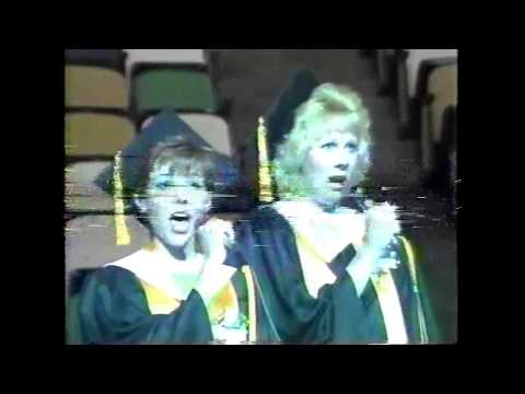 Osseo Senior High 1987 Commencement Program – Class of 1987 Graduation Ceremony