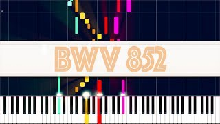 Prelude and Fugue in E-flat major, BWV 852 // J. S. Bach