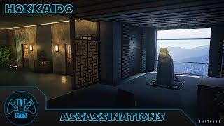 Hitman - Episode 6 Hokkaido - All Challenge Part 5 (Assassinations)