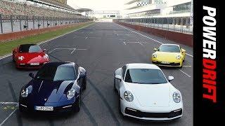 2019 Porsche 911 : A masterpiece re engineered to perfection : PowerDrift