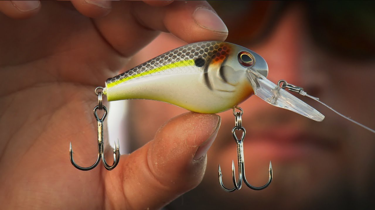 When and Why to Fish Erratic Crankbaits