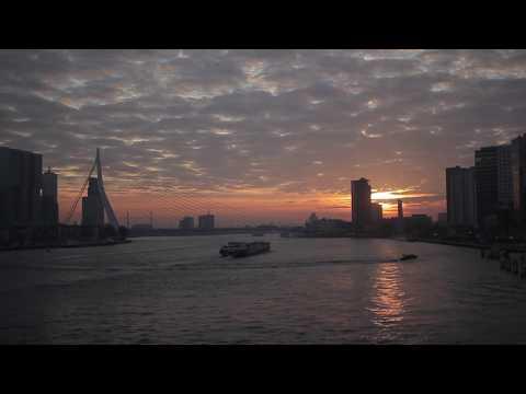 Rotterdam Sunset | Timelapse