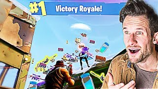THAT ENDING!!! Victory Royale in Fortnite: Battle Royale!