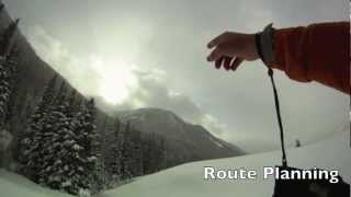 Backcountry Skiing in the Colorado San Juan Mountains