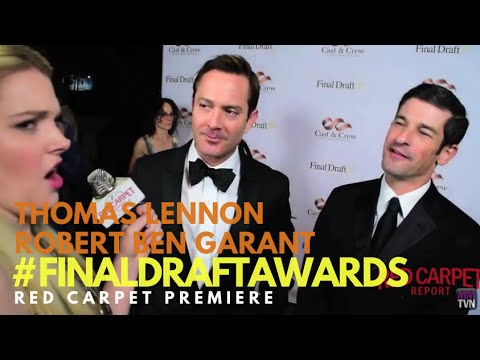 Thomas Lennon & Robert Ben Garant at 11th Annual Final Draft Awards AwardSeason FinalDraftAwards