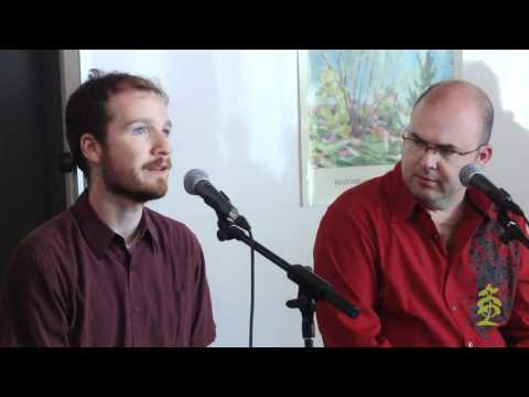 Conversations With Keith -- Mark Fewer + Graham Campbell -- Part 1 of 2