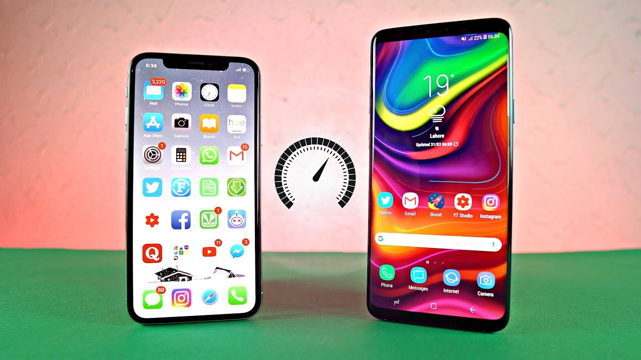 Android 11 Samsung S9