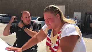 Craziest police stop EVER!...