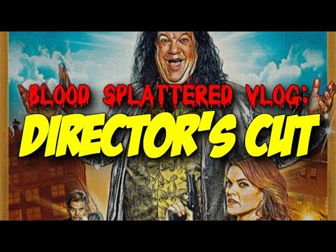 Director's Cut (2018) – Blood Splattered Vlog (Horror Movie Review)