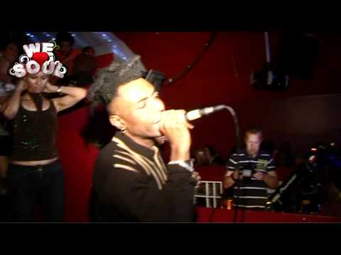 "Omar Live At We Love Soul Performing ""Theres Nothing Like This"""