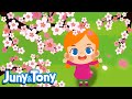 Blossom Spring | Season Songs for Kids | Preschool Songs | KizCastle